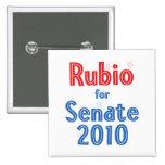 Marco Rubio for Senate 2010 Star Design Pins