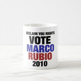 Marco Rubio for senate Classic White Coffee Mug
