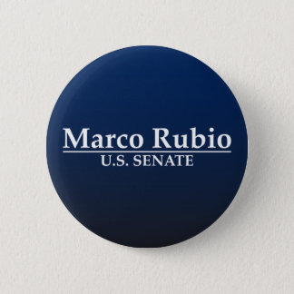 Marco Rubio for U.S. Senate Button