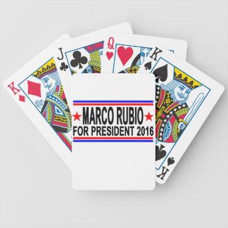 MARCO RUBIO PARA el PRESIDENTE 2016.png Cartas De Juego