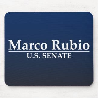 Marco Rubio para el senado de los E.E.U.U. Alfombrillas De Ratón
