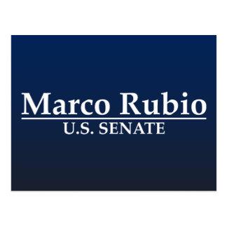 Marco Rubio para el senado de los E.E.U.U. Postales