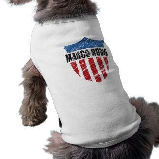 Marco Rubio Playera Sin Mangas Para Perro