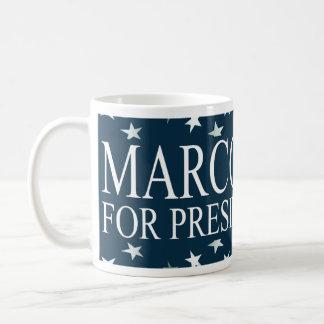 Marco Rubio President '16 USA FLAG Classic White Coffee Mug