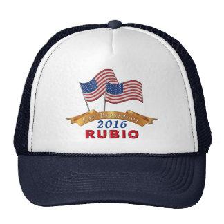 Marco Rubio President 2016 Hat Republican Store