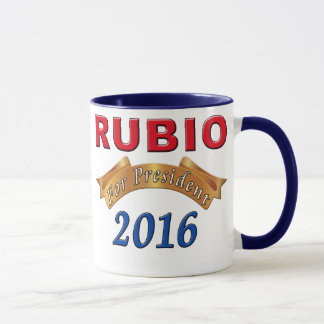 Marco Rubio President 2016 Political Mugs