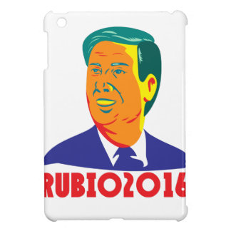 Marco Rubio President 2016 Republican Retro iPad Mini Cover