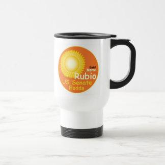 Marco RUBIO Senate 2016 Travel Mug