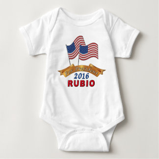 Marco Rubio Shirts and One Piece for Babies