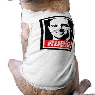 MARCO RUBIO STAMP- png Camisa De Perrito