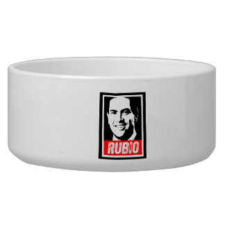 MARCO RUBIO STAMP-.png Dog Water Bowls