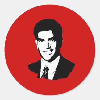 Marco Rubio Round Stickers