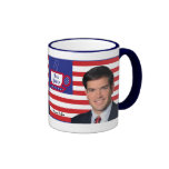 Marco Rubio & The Tea Party Coffee Mugs