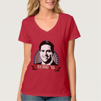 MARCO RUBIO TO RUN IN 2016 -.png T-Shirt