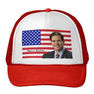 Marco Rubio Trucker Hat