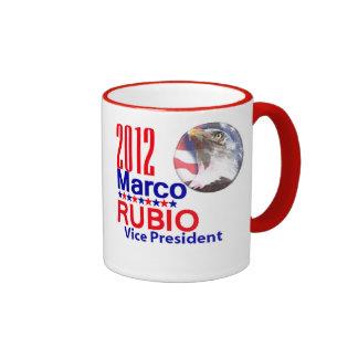 MARCO RUBIO VP RINGER COFFEE MUG