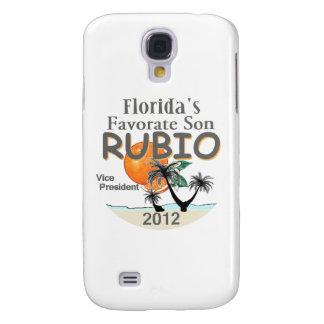 Marco RUBIO VP Samsung Galaxy S4 Case