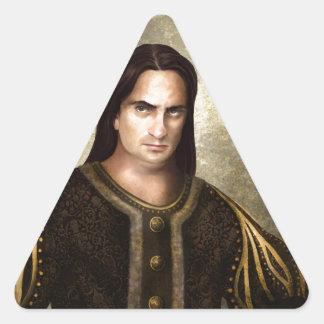Marco von Bork Colcomanias De Triangulo Personalizadas
