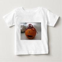 Marcos Pumpkin Baby T-Shirt