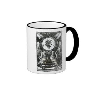 Marcus Annaeus Lucanus Ringer Mug
