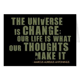 Marcus Aurelius Antoninus Quote Card