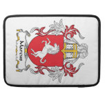 Marcus Family Crest Sleeve For MacBook Pro