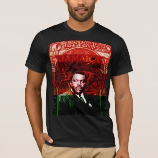 Marcus Garvey Black Nationalist Revolutionary T-Shirt
