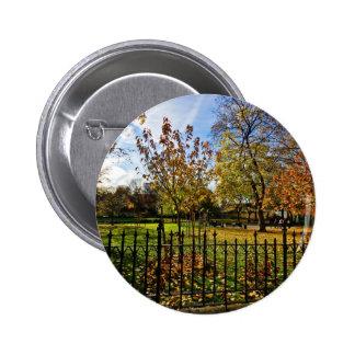 Marcus Garvey Park in East Harlem Button