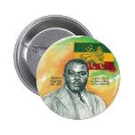 Marcus-Garvey Pin Redondo 5 Cm