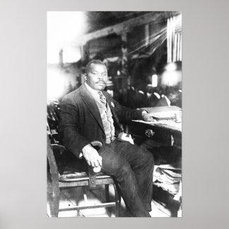 Marcus Garvey Poster
