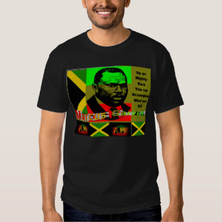 Marcus garvey shirt