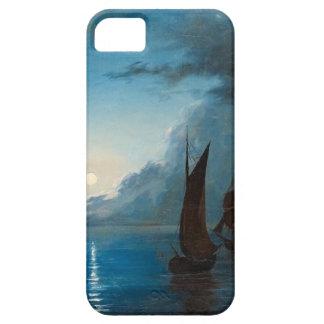 Marcus Larson hav-i-mansken-1848.water boat nature iPhone 5 Case