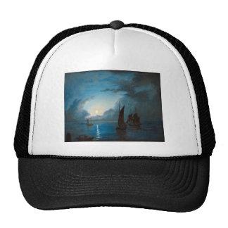 Marcus Larson hav-i-mansken-1848.water boat nature Trucker Hat