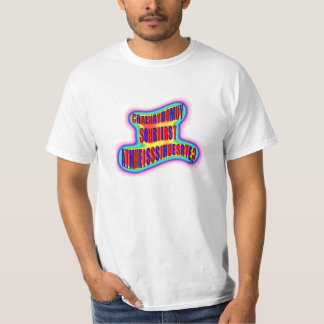 """Marcus Trix  """"Can You Read This"""" T-shirt"""