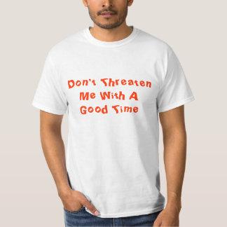 "Marcus Trix ""Good Times"" shirt"