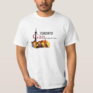 "Marcus Trix  ""Toronto G20"" T-shirt"