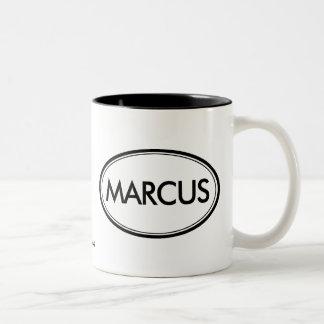 Marcus Two-Tone Coffee Mug