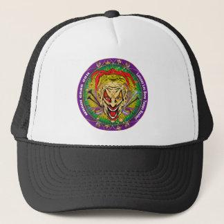 Mard Gras The Joker Trucker Hat