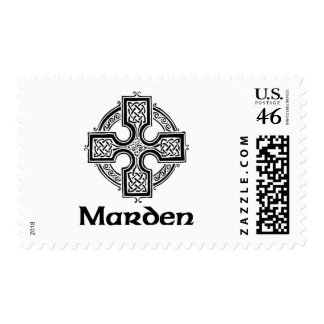 Marden Celtic Cross Postage