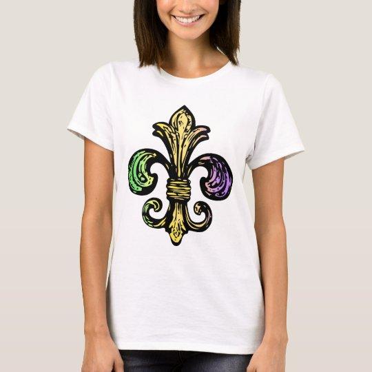 Mardi Fleur de Gras T-Shirt