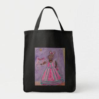 Mardi Gra Rabbit Bag