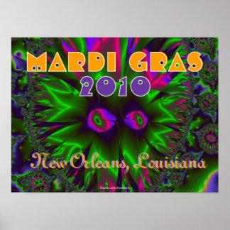 Mardi Gras 2010 Posters