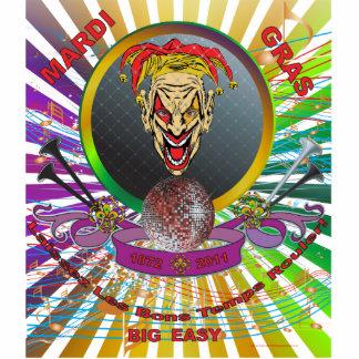 Mardi-Gras-2011 el Joker-1 Fotoescultura Vertical