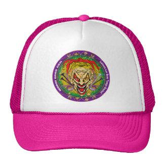 Mardi Gras 2011 Joker-V-3 Trucker Hat