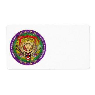 Mardi Gras 2011 Joker-V-3 Label