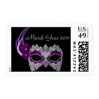 Mardi Gras 2011 Stamp
