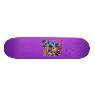 Mardi-Gras 2011 The Joke... Skateboard Deck