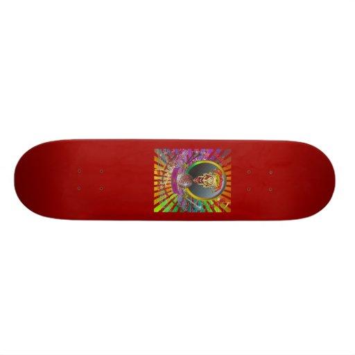 Mardi-Gras-2011 The Joker-1 Skate Boards