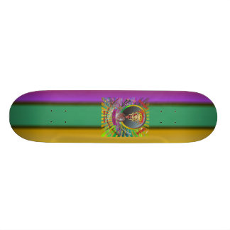 Mardi-Gras-2011 The Joker-1 Skateboard