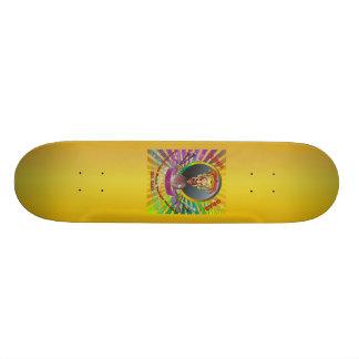 Mardi-Gras-2011 The Joker-1 Skateboard Deck